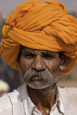 Pushkar Fair ( Pushkar Camel Mela ) Rajasthan, India — Stockfoto