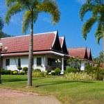 Tropical beach house on the island Koh Chang, Thailand — Stock Photo #47445241