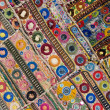 Rajasthani indian patchwork wall cloth — Stock Photo #47925023