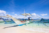 El Nido, Philippines — Stock Photo