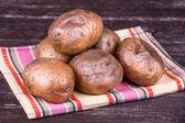 Batatas assadas — Foto Stock
