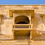 Haveli in Jaisalmer, Rajasthan, India — Stock Photo #48747679