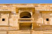 хавели в джайсалмере, раджастхан, индия — Стоковое фото
