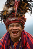 Ifugao - the people in the Philippines. — Stock fotografie