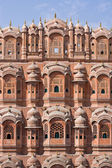Hawa Mahal is a palace in Jaipur, India — Stock Photo