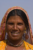 Indian woman — Foto de Stock
