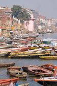 Varanasi, hindistan. — Stok fotoğraf