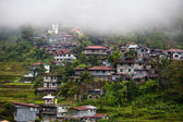 Village Banaue, Ifugao province Philippines — Stock Photo