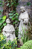 Statue in Basilica del Santo Nino. Cebu, Philippines. — Stock Photo