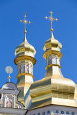 Kiev Pechersk Lavra or Kyiv Pechersk Lavra ( Kyievo-Pechers'ka lavra ) — Stock Photo