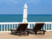 Tropical beach, Thailand — Stock Photo
