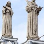 Statue in Basilica del Santo Nino. Cebu, Philippines. — Stock Photo #51177947