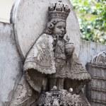 Statue in Basilica del Santo Nino. Cebu, Philippines. — Stock Photo #51178815