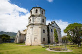 An old baroque church in the Oslob, Philippines. — Stock Photo