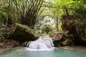 Waterfall in Oslob, Philippines. — Stock Photo