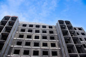 Unfinished building — Stock Photo
