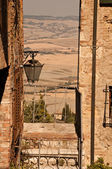 An old village in Tuscany,Italy — Foto de Stock