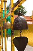 A small bell hanging — Foto de Stock