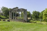 Monument of Agonothetes in Apollonia. — Stock Photo