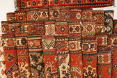 Turkish carpets — Stock Photo
