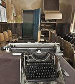 Schreibmaschine — Stockfoto