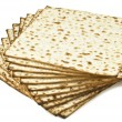 Stack of unleavened bread — Stock Photo #22591727