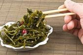 Delicious seaweed — Stock Photo