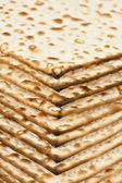 Unleavened bread texrure — Stock Photo