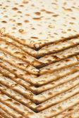 Unleavened bread texrure — Stock Photo