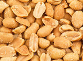 Peanut texture — Stock Photo