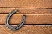 Steel horseshoe — Stock Photo