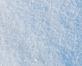 Clear snow texture — Stock Photo