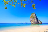 Island in Krabi Province Thailand — Stock Photo