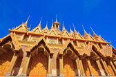 Sanctuary Church in temple thailand — ストック写真