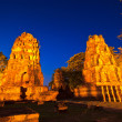 Wat Mahatat, Ayutthaya Thailand — Stock Photo