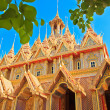 Sanctuary Church in temple thailand — Stock Photo #27851865