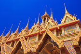 Sanctuary Church in temple thailand — Stock Photo