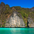 Paradise Phi Phi islands,Andaman Ocean,South Thailand — Stock Photo