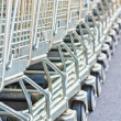 Shopping carts — Stock Photo #35948557