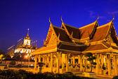 Temple wat — Stock Photo
