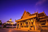 Temple wat — Stock Photo