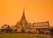 Templo de wat-espinho na tailândia — Fotografia Stock