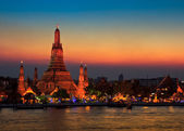 Wat arun tempel — Stockfoto