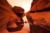 Sam-Pan-Bok Grand Canyon — Stock Photo