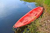 Kayaking — Stock Photo