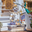 Stock Photo: Giant statue wat Bden Temple