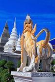 Pagoda wat Ban den Temple — Stock Photo