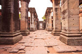 Old town Phimai Historical Park — Foto Stock