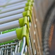 Shopping carts — Stock Photo #36070197