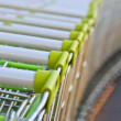 Shopping carts — Stock Photo #36070235